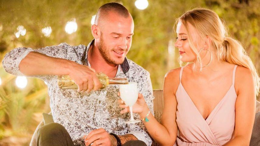 "Roman Raamo und Lina Schrader, ""Love-Island""-Couple nach Tag 17"