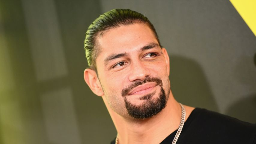 Roman Reigns bei den Nickelodeon Kids' Choice Sports 2018