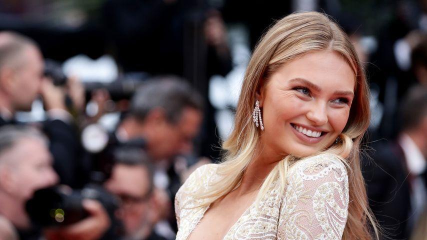 Romee Strijd bei den Filmfestspielen in Cannes 2019