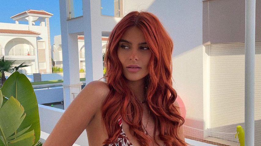 Romina Palm, Model