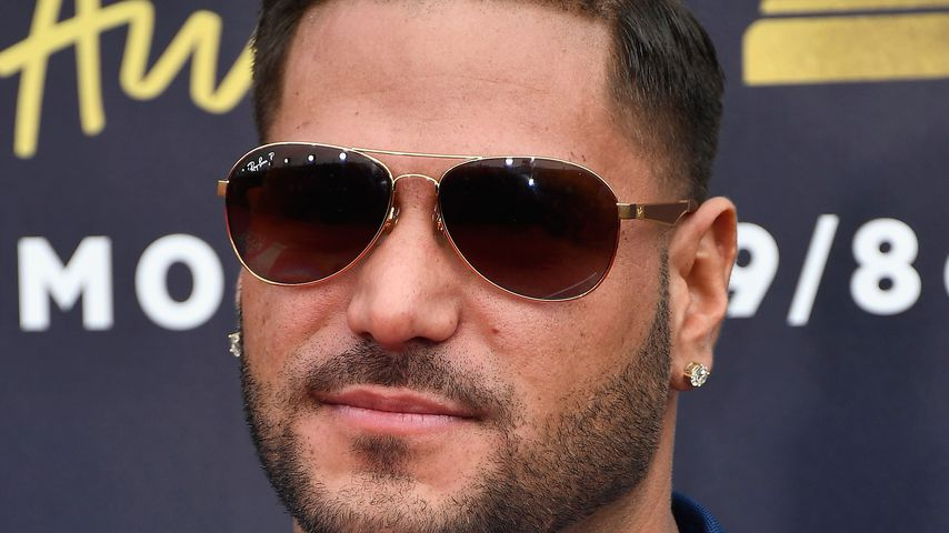 Ronnie Ortiz-Magro bei den MTV Movie And TV Awards 2018 in Kalifornien