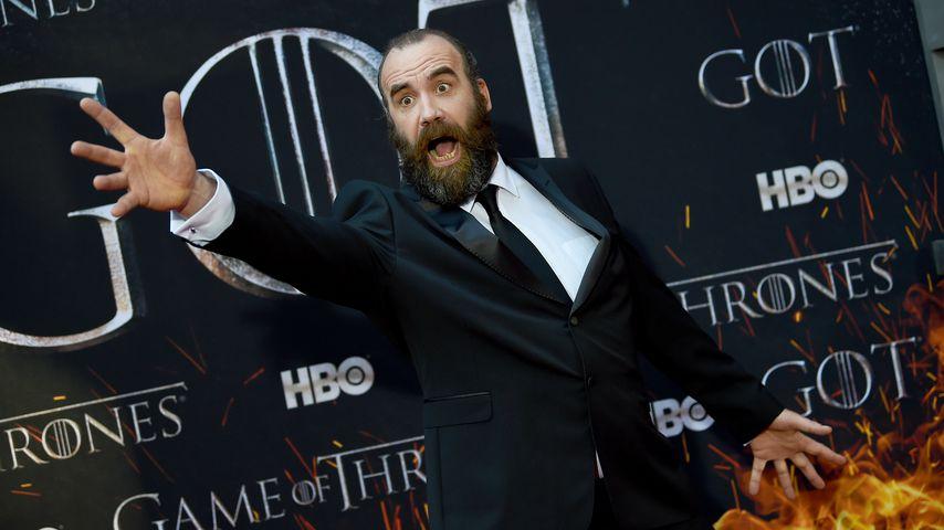 """Rory McCann bei der Premiere der achten """"Game of Thrones""""-Staffel in New York City"""
