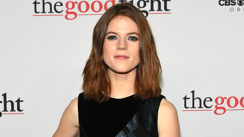 "Rose Leslie auf der Weltpremiere von ""The Good Fight"""