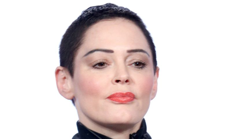 "Rose McGowan an Harvey Weinstein: ""Happy f****** Birthday!"""