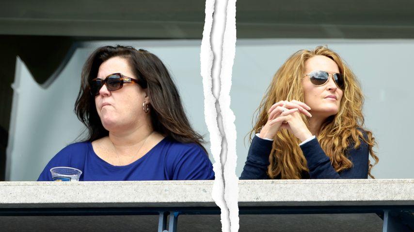 Endlich geschieden: Rosie O'Donnell freut sich über Ehe-Aus!