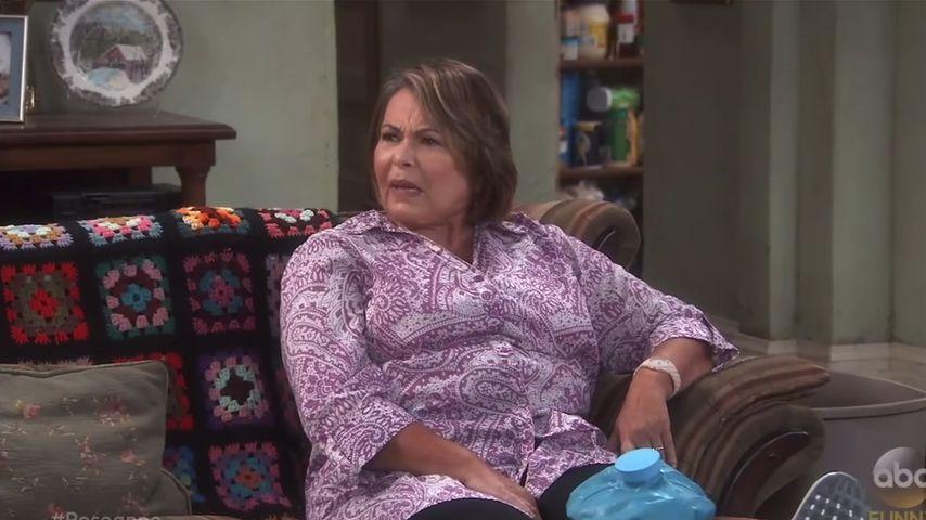 """Am """"Roseanne""""-Set: Kollegen leiden unter Terror-Queen Barr!"""