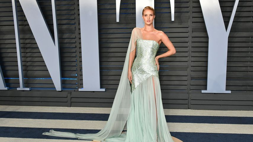 Rosie Huntington-Whiteley auf der Oscar-Party von Vanity Fair 2018