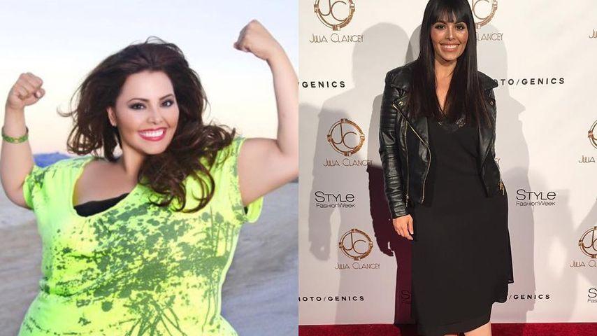 Plus-Size-Model Rosie Mercado im Beef mit Fett-Aktivisten!