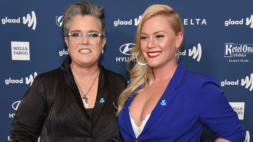 Rosie O'Donnell und Elizabeth Rooney im Mai 2019