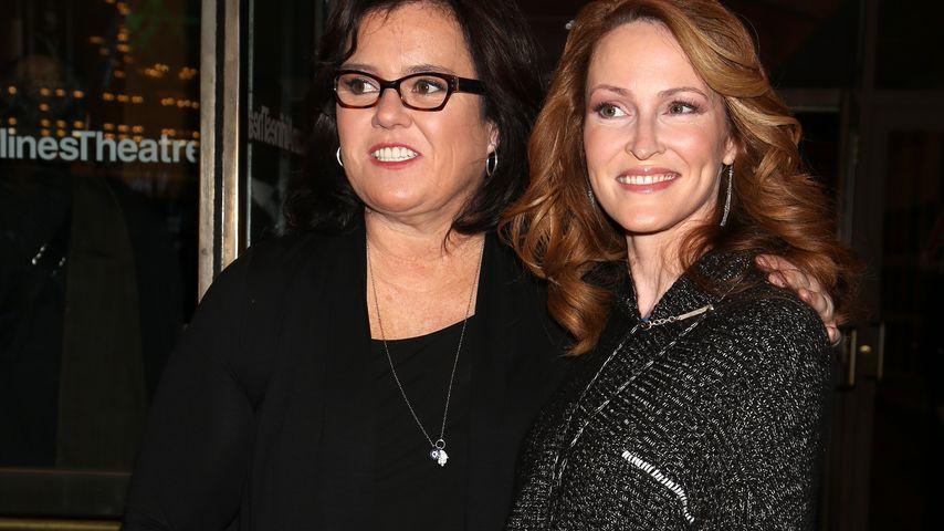 Rosie O'Donnell mit ihrer Ex-Frau Michelle Rounds