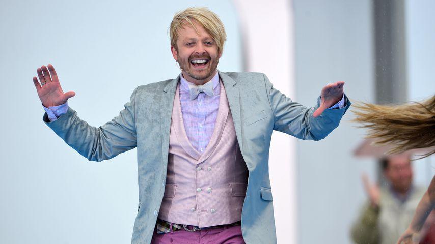 "Ross Antony im ""ZDF Fernsehgarten"""