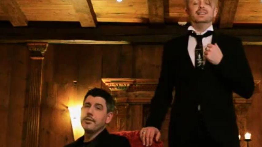 Ross Antony: Romantisches Video mit Ehemann Paul!
