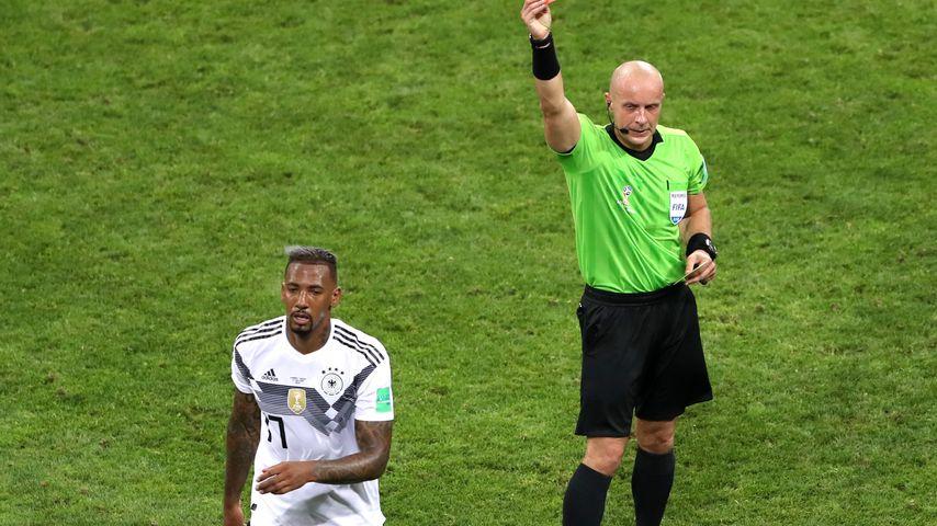 Jérôme Boateng im WM-Spiel Deutschland gegen Schweden