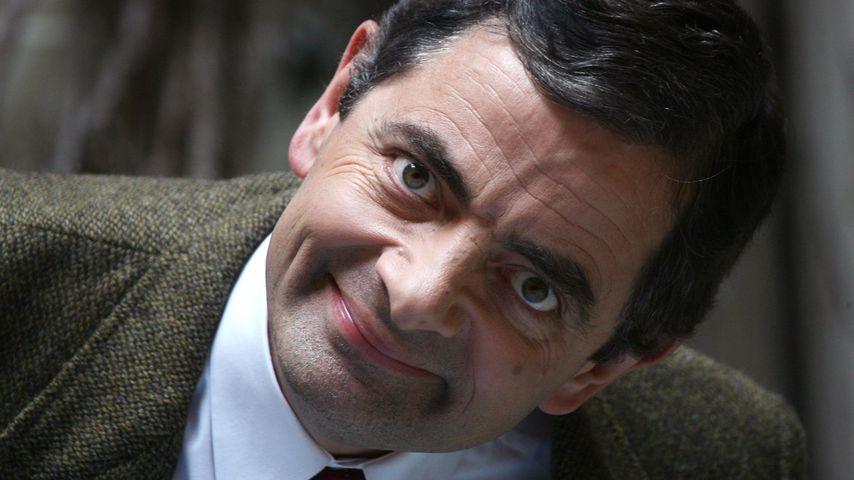 Rowan Atkinson bei einem Fototermin in Frankreich