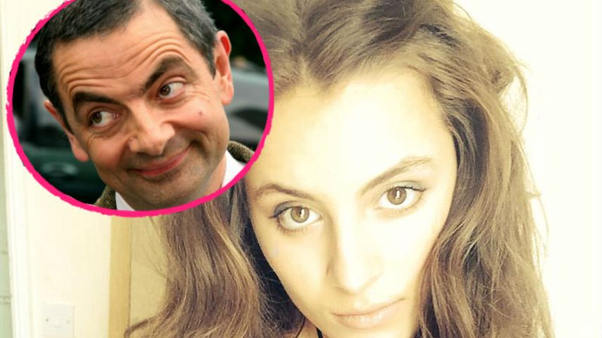 """Eine echte Beauty: So hübsch ist die Tochter von """"Mr. Bean"""""""