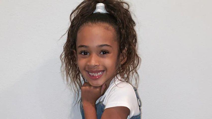Royalty Brown, Rapper Chris Browns Tochter