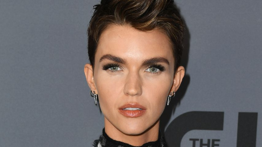 Ruby Rose in Beverly Hills