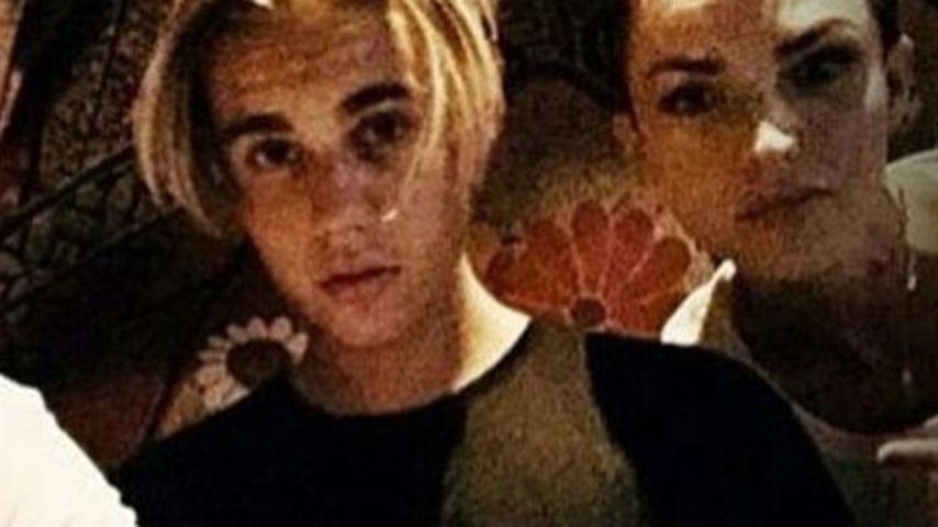 Alles cool! Ruby Rose lacht über Justin-Bieber-Vergleich