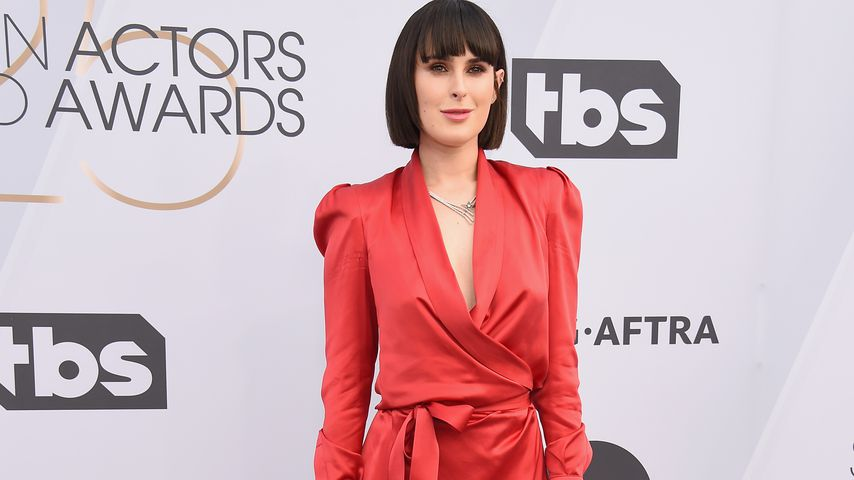 Rumer Willis bei den SAG Awards 2019