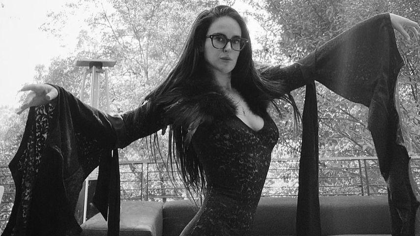 Halloween-Hexe: Sieht Rumer Willis aus wie Mama Demi Moore?