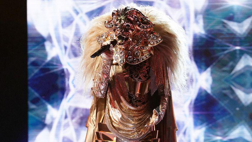 """Rumer Willis bei """"The Masked Singer"""", 2019"""