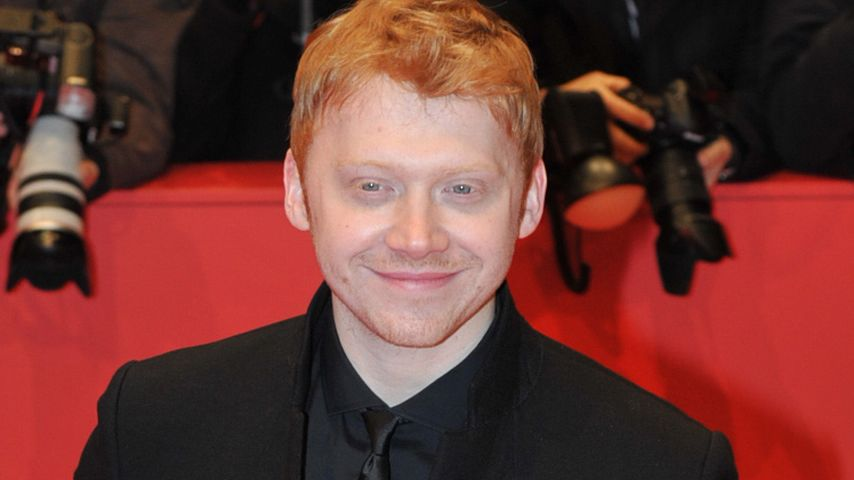 "Rupert Grint: ""Ron Weasley"" bald im Fernsehen?"