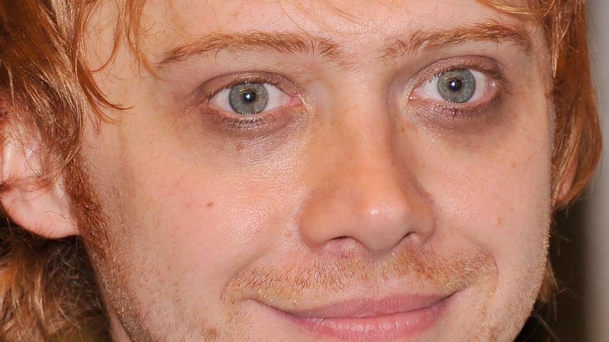 Neuer Look?! Rupert Grint mit fiesen Augenringen