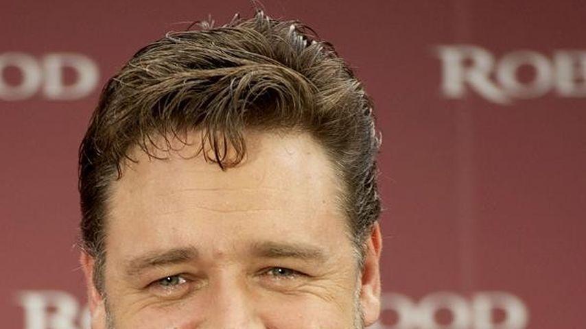 Russell Crowe flippt beim Interview aus