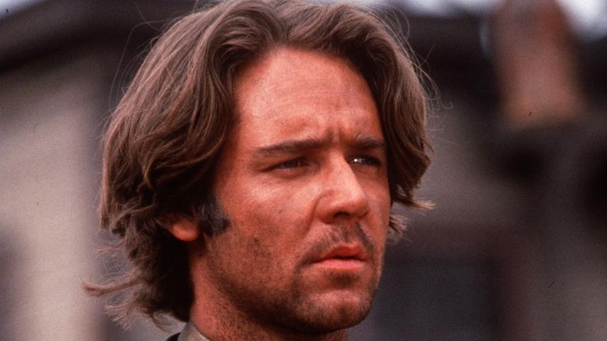"""Russell Crowe in """"The Quick and the Dead"""", 1995"""