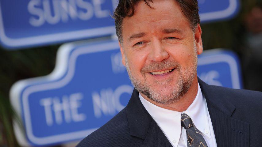 Russell Crowe: Geburt, Hochzeit und Scheidung am 7. April!