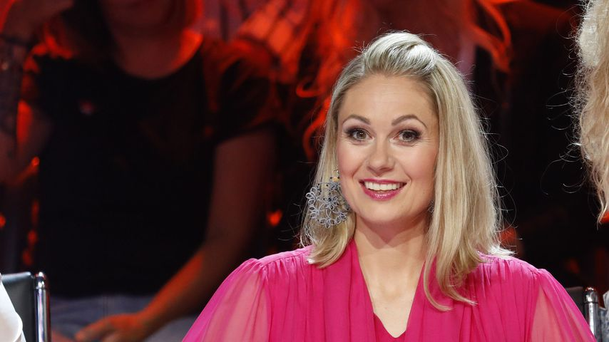 "Ruth Moschner bei ""The Masked Singer"" 2019"