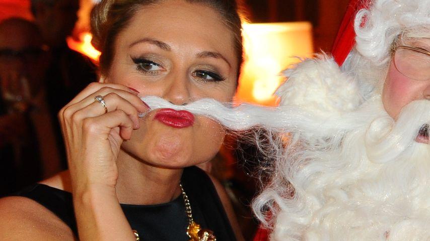 Ruth Moschner: Ich bin eher der Weihnachts-Grinch