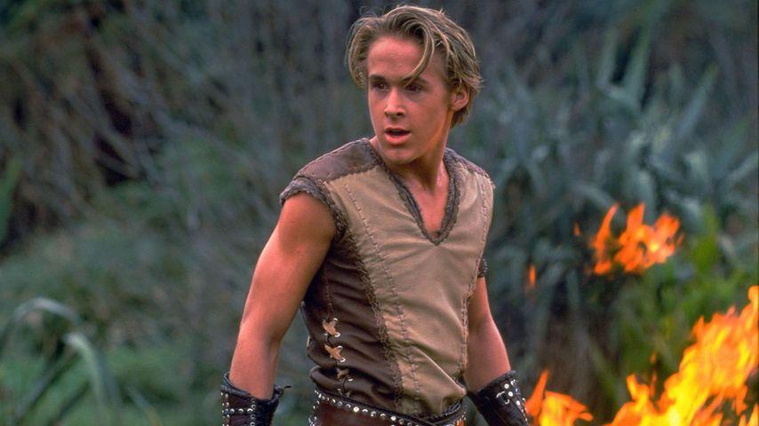 """Ryan Gosling 1998 in """"Der junge Hercules"""""""