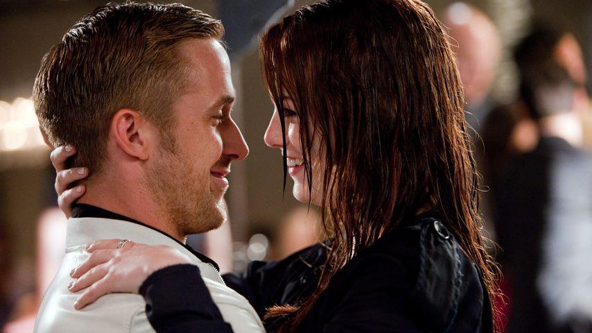 """Ryan Gosling und Emma Stone in """"Crazy, Stupid, Love"""""""
