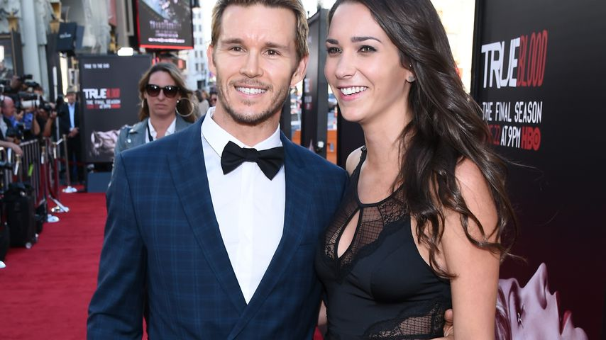 Ryan Kwanten und Ashley Sisino