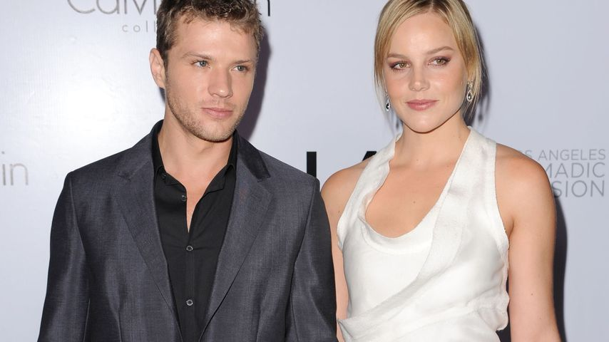 Ryan Phillippe und Abbie Cornish in Los Angeles 2010