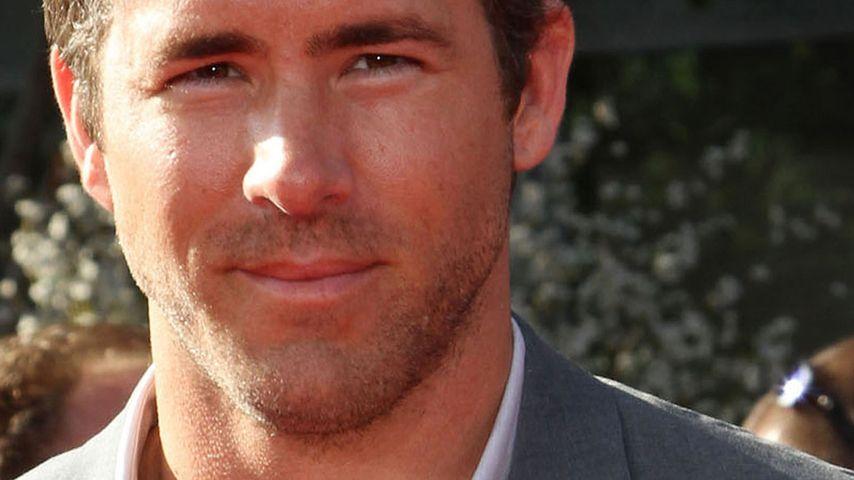 Igitt! Ryan Reynolds tierisches Ekel-Erlebnis