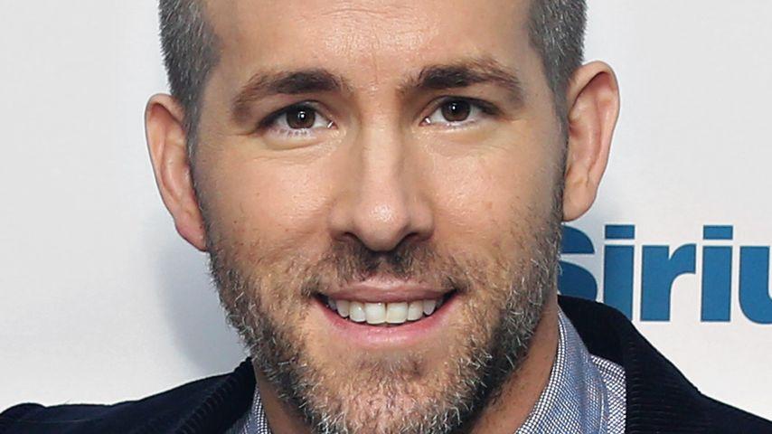 Ryan Reynolds beim SiriusXM's 'Entertainment Weekly Radio Special in New York