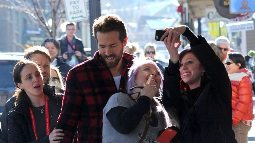 Hier sorgen Ryan Reynolds & Co für Ausnahmezustand