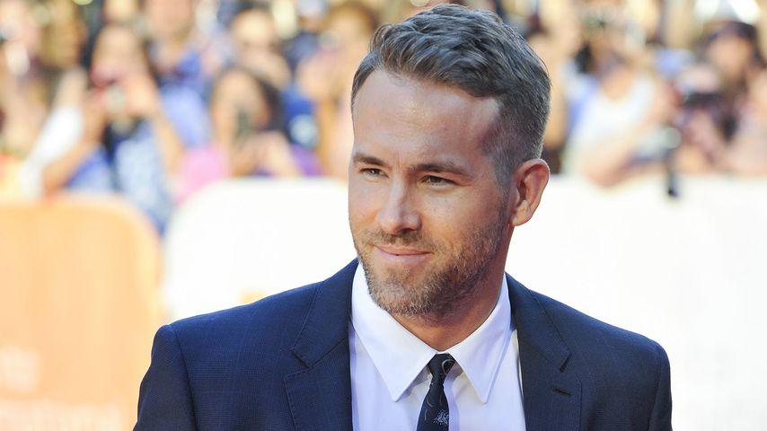 Ryan Reynolds in Toronto
