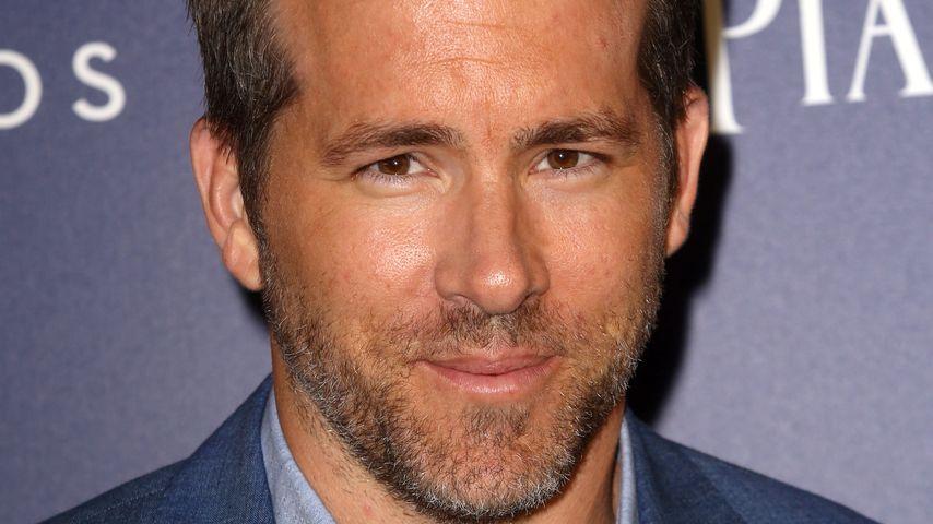 Cooler Beistand: Ryan Reynolds hilft Fan nach Liebes-Aus!