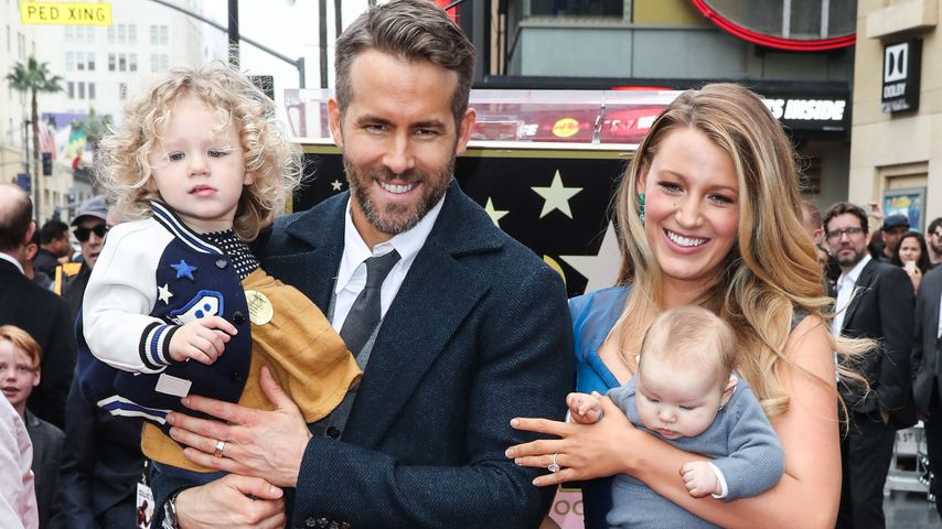 Bald zu fünft? Blake Lively & Ryan Reynolds planen Adoption