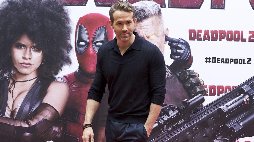 "Ryan Reynolds beim ""Deadpool 2""-Photocall in London"