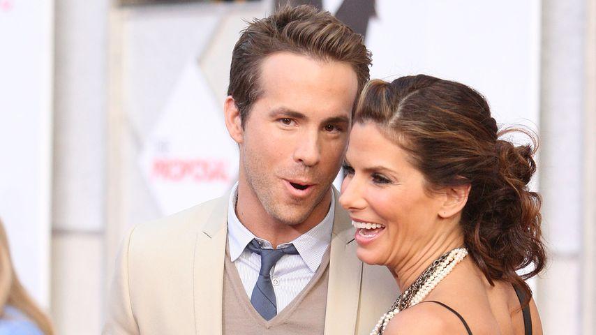 Ryan Reynolds und Sandra Bullock 2009