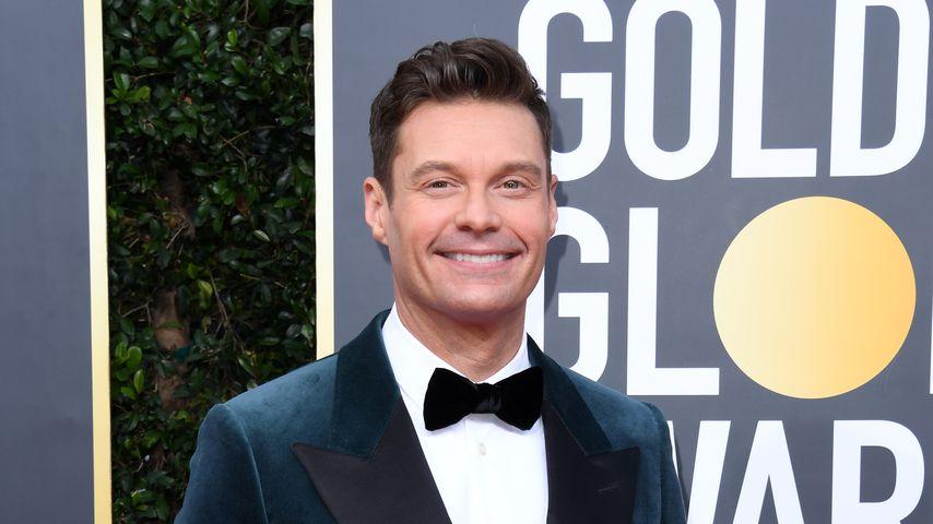 Ryan Seacrest bei den Golden Globe Awards, 2020