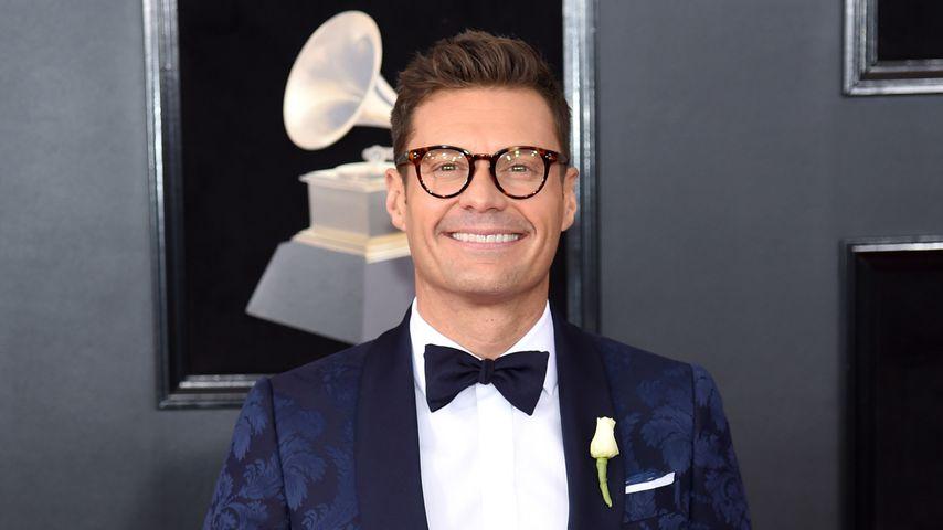 Ryan Seacrest bei den Grammy Awards 2018