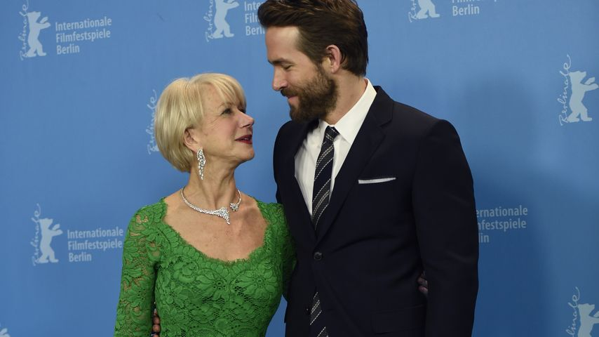Ryan Reynolds und Helen Mirren