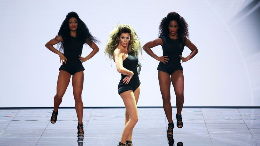 "Megamähne bei ""DDD"": So hot ist Sabia Boulahrouz als Beyoncé"