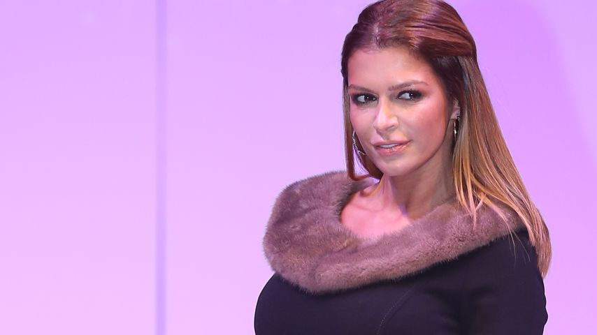 Trotz Schwangerschaft: Sabia ergattert einen Model-Vertrag!