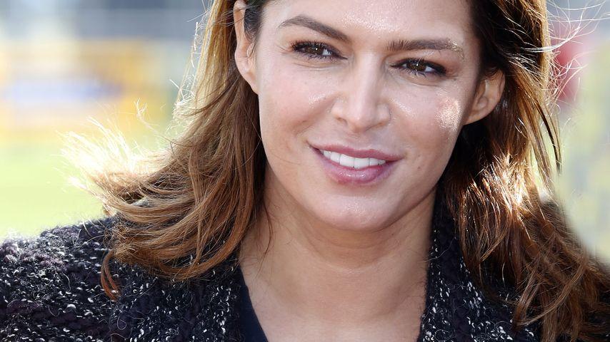 Quetsch-Brust: Sabia Boulahrouz zeigt XXL-Ausschnitt